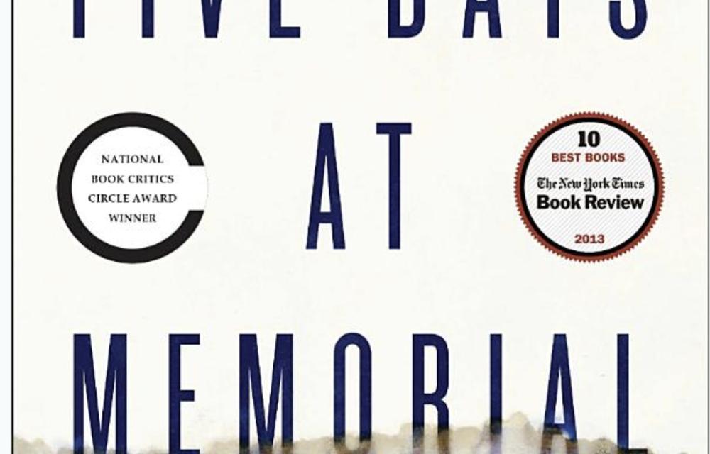 Joe Carroll joins cast of Apple TV+'s 'Five Days At Memorial'