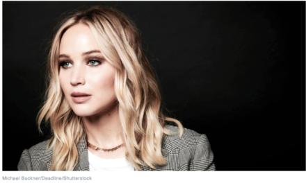 Apple, Netflix both interested in potential Jennifer Lawrence-starring film