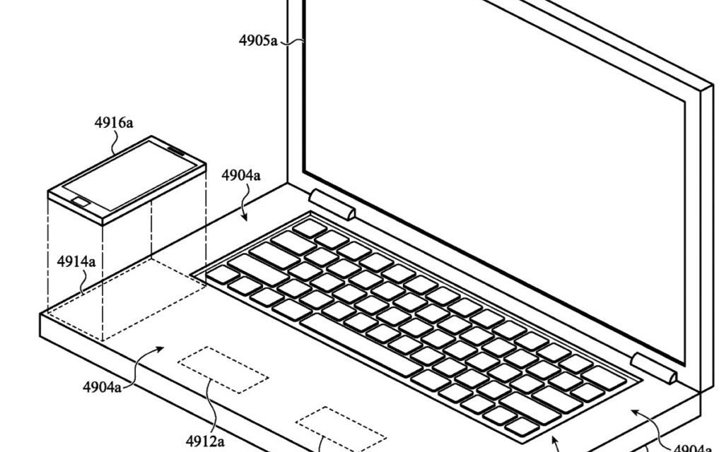 Future Mac laptops could have dual displays, wireless charging system