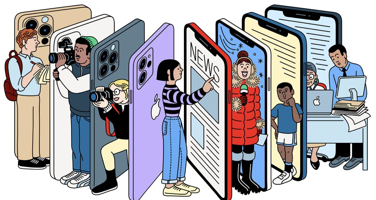 Apple launches the News Partner Program