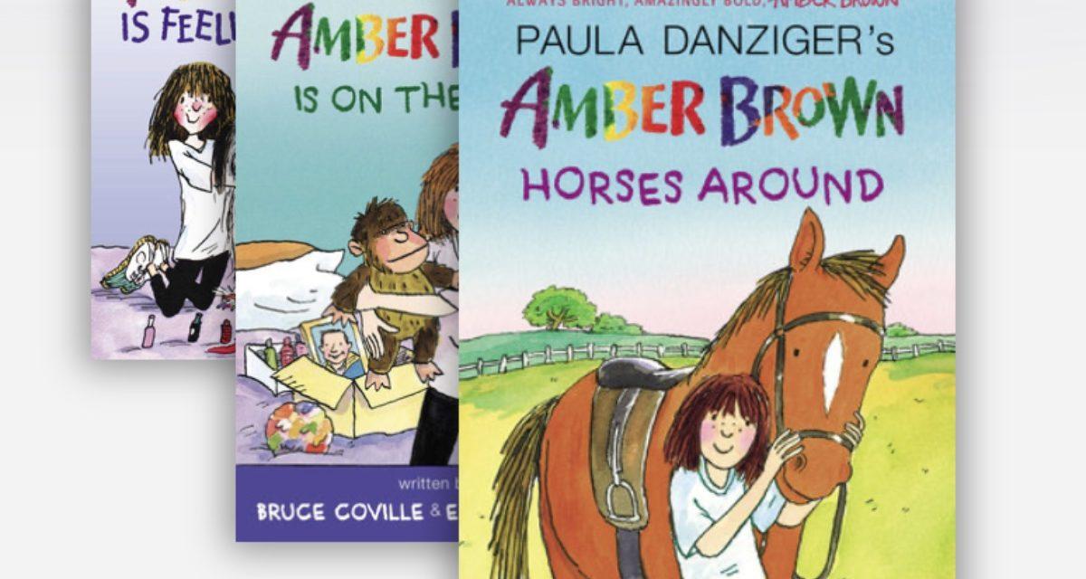 Apple TV+ orders 'Amber Brown'; it's based on the best-selling book series