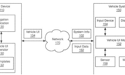 Apple patent filing involves an infotainment center on an Apple Car