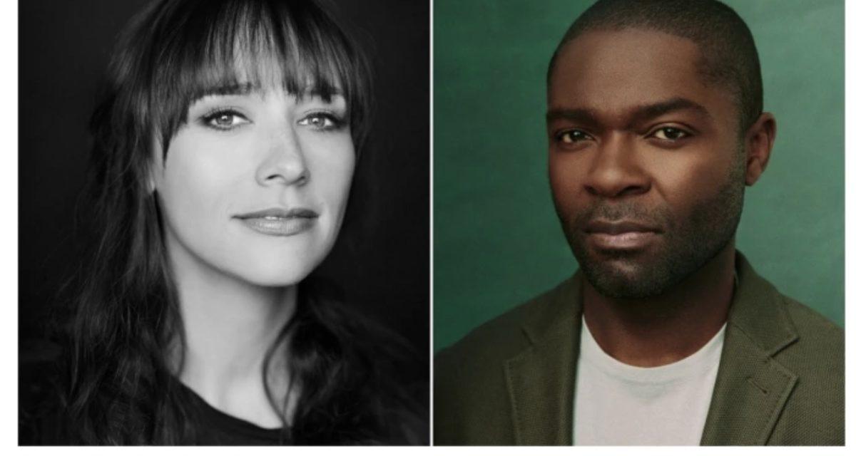 Rashida Jones, David Oyelowo join cast of Apple TV+'s upcoming 'Wool' series
