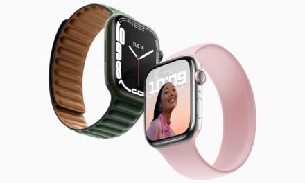 Rumor: pre-orders for the Apple Watch Series 7 start next week