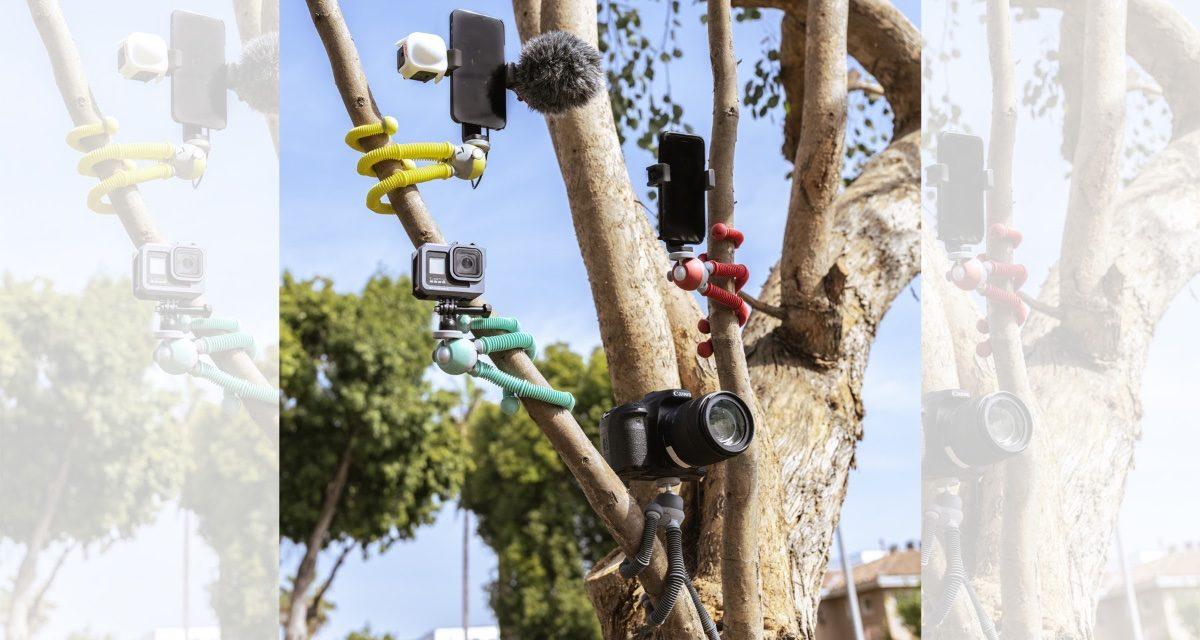 JOBY launches new PodZilla range of flexible tripods